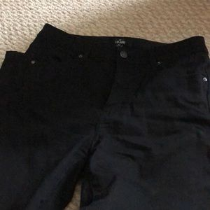Lularoe black denim size 30